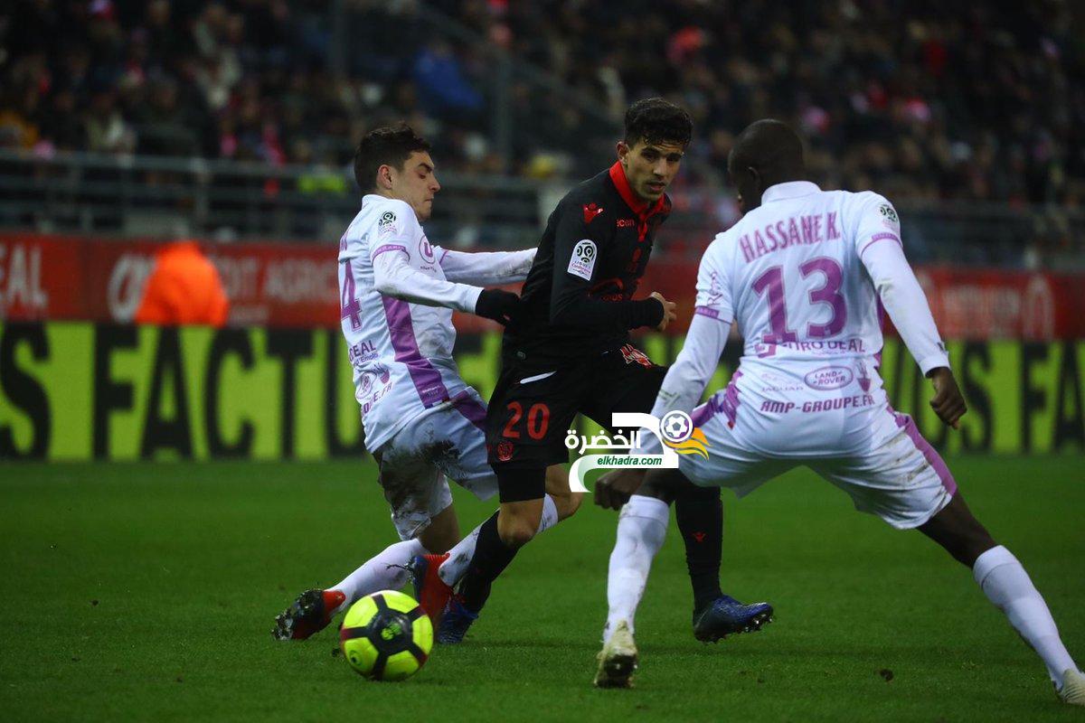 يوسف عطال في التشكيلة المثالية للجولة 22 من الدوري الفرنسي 24