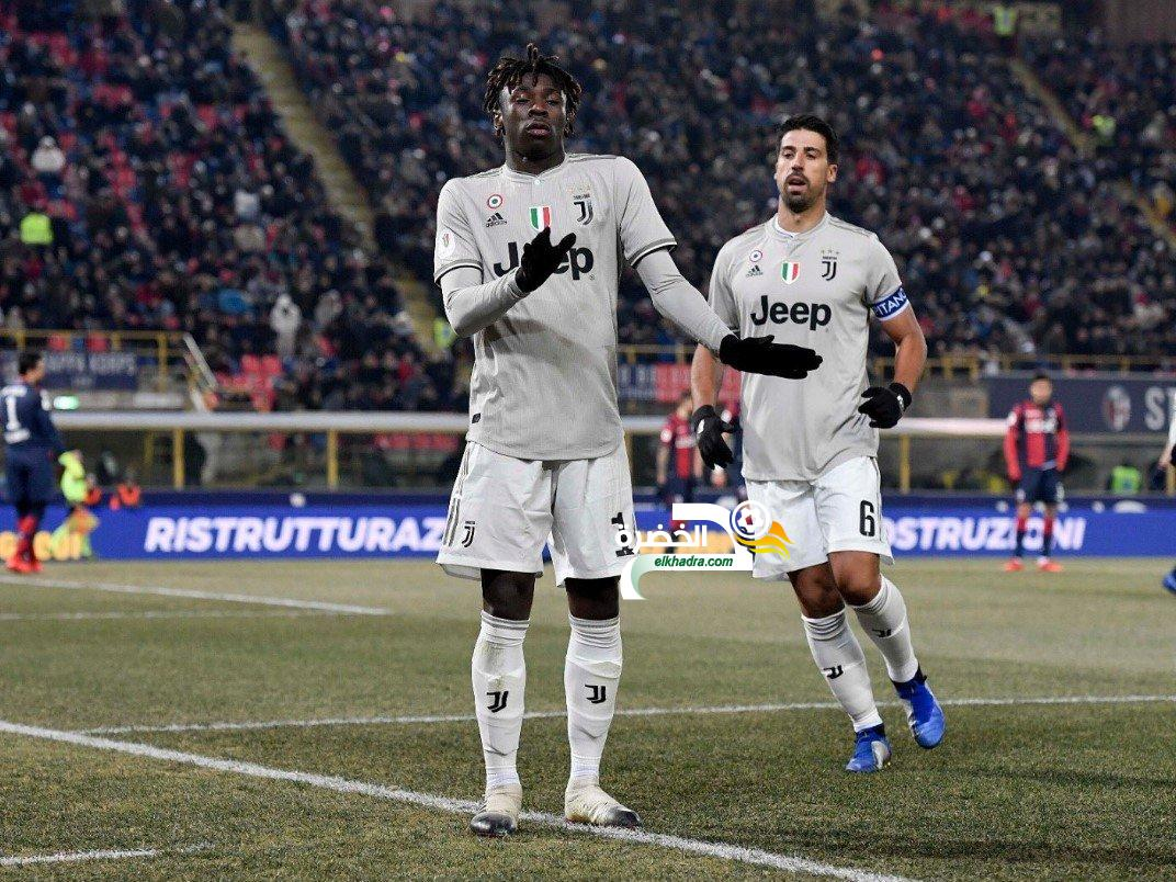 يوفنتوس يتأهل إلى ربع نهائي كأس إيطاليا 24