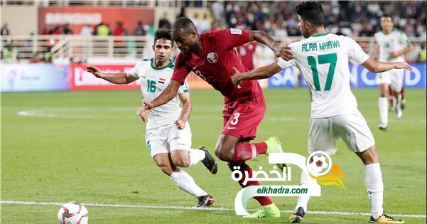 منتخب قطر يتأهل لربع نهائي بطولة كأس آسيا 24