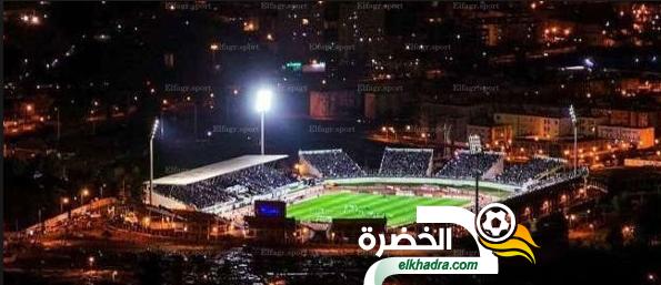 """اسناد تسيير ملعب الشهيد """"مصطفى تشاكر"""" بالبليدة للفاف 24"""