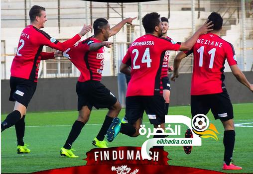 اتحاد العاصمة يفوز أمام شبيبةالساورة ويعمق الفارق في صدارة الترتيب 24