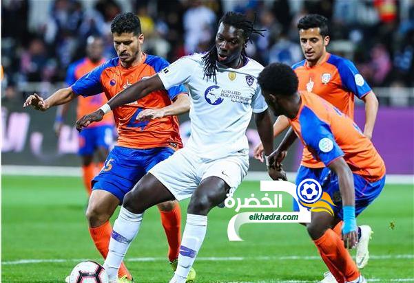 الهلال يسحق الفيحاء بخماسية في افتتاح الجولة الـ17 من الدوري السعودي 35