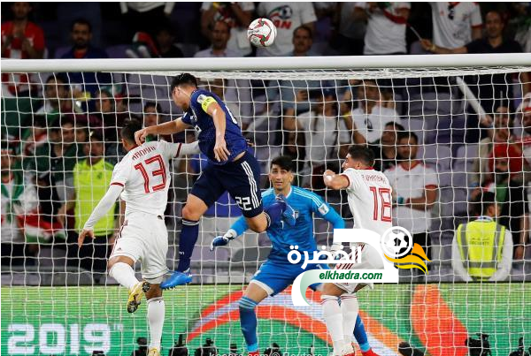 الساموراي الياباني يضرب إيران بالثلاثة نحو نهائي كأس آسيا 2019 24