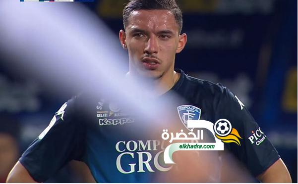 بن ناصر أساسي ويسقط مع إمبولي امام جنوى بثلاثية 24