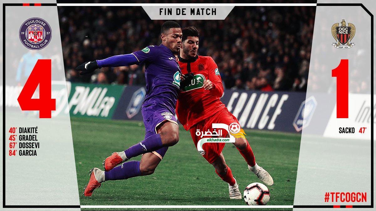 رفقاء يوسف عطال يودعون كأس فرنسا و أول مشاركة كأساسي لهذا الجزائري الشاب ! 24