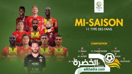 3 جزائريين في التشكيلة المثالية للدوري الفرنسي ! 25