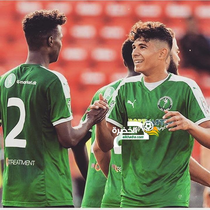 الجزائري حسين ديرار : اللعب في الدوري الانجليزي حلم الطفولة ! 1