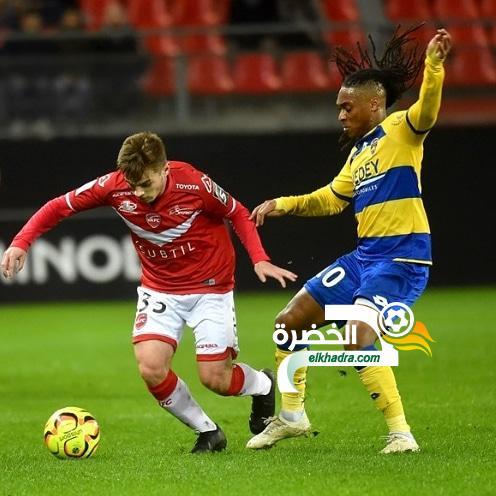 الموهبة الجزائرية عريب يواصل ظهوره القوي في الدوري الفرنسي 24