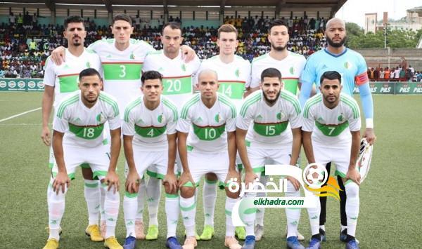 بلماضي يشرع في إعداد القائمة المعنية بمباراتي تونس وغامبيا 24