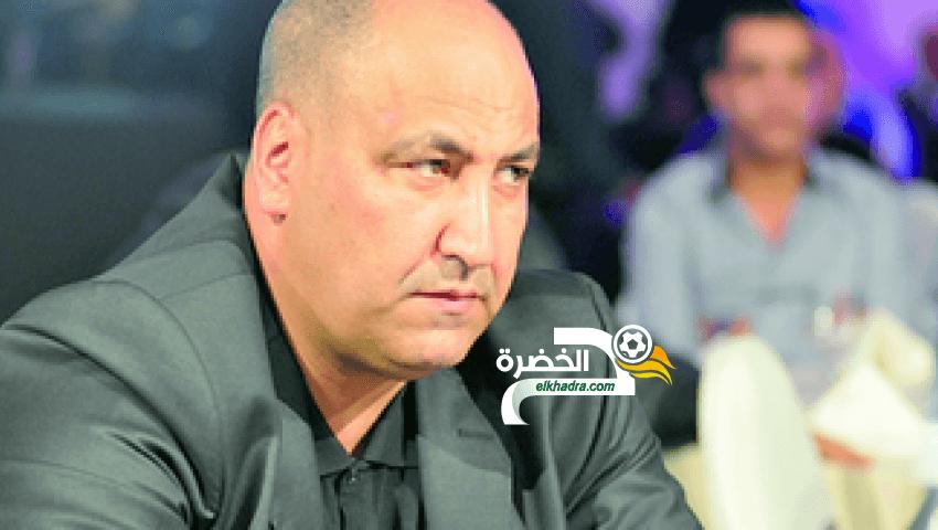 حسان حمار يفتح النار على زكري ويقرر اتخاذ إجراءات قانونية ضده 24