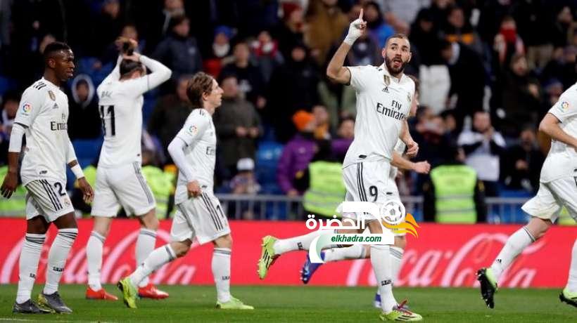 ريال مدريد يهزم ضيفه ديبورتيفو ألافيس بثلاثية دون رد 24