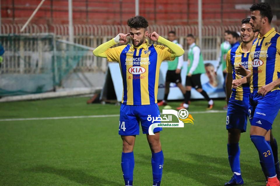 نعيجي يقود نادي بارادو لفوز مثير امام شبيبة القبائل 24