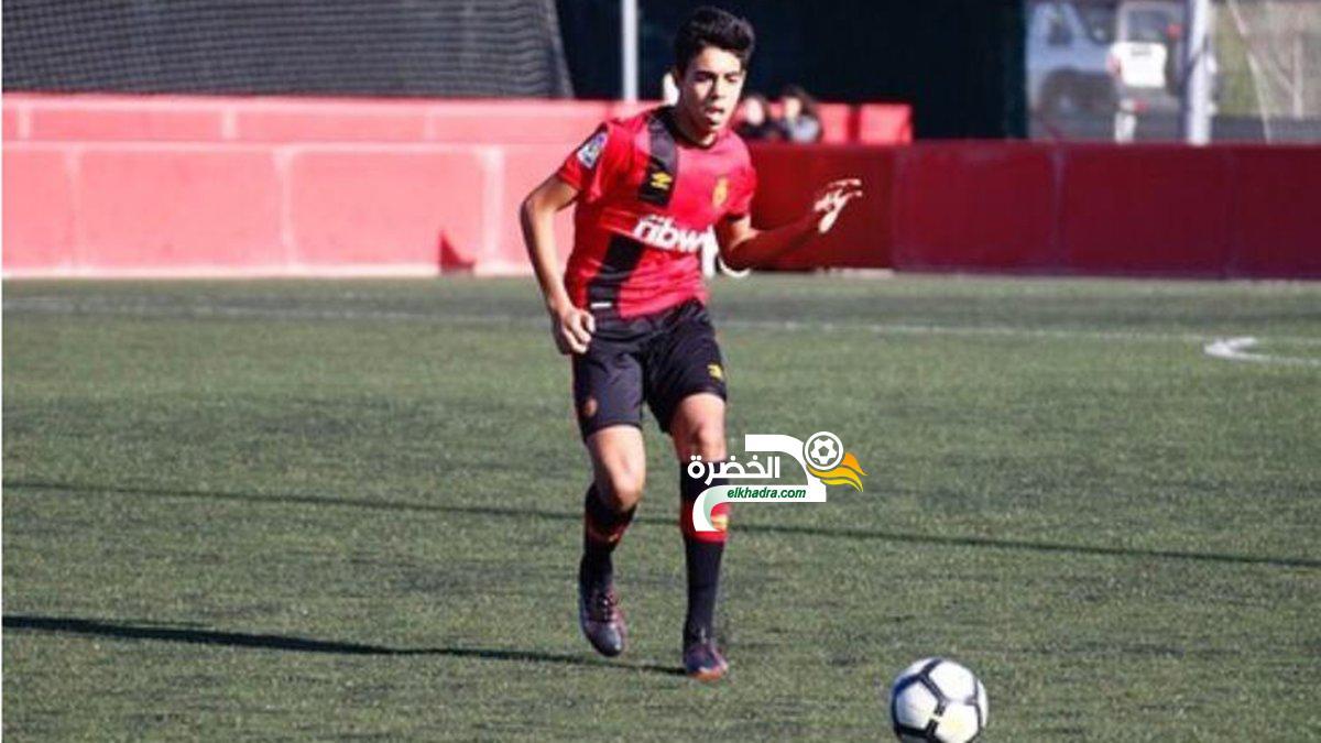 شادي رياض موهبة مغربية تنضم لبرشلونة الإسباني 24