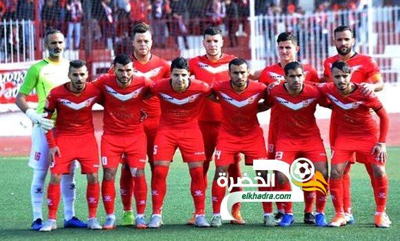 كأس الكاف .. شباب بلوزداد يعود بالفوز من ميدان القطن التشادي 24