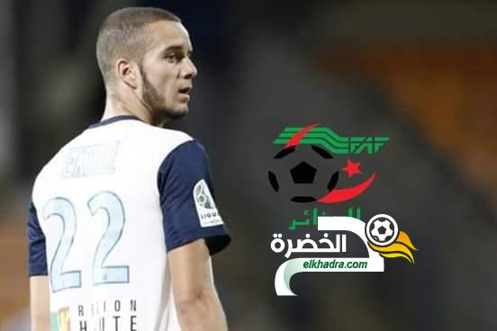 """فيكتور لكحل: """" أنا في انتظار إعلان القائمة المقبلة للمنتخب الجزائري"""" 24"""