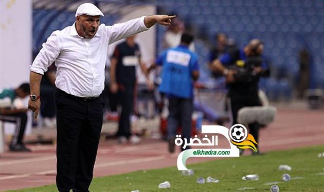 زكري يقترب من تدريب فريق الفيحاء السعودي 24