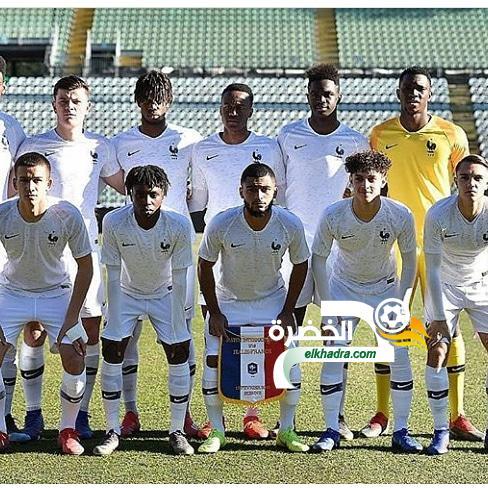 جزائري هداف ولأول مرة مع المنتخب الفرنسي ! 24