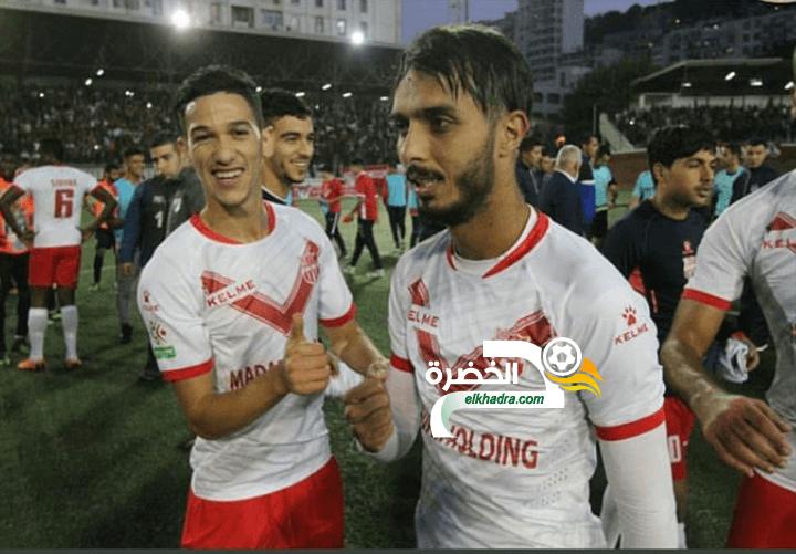 خالد بوالسليو الموهبة الصاعدة لشباب بلوزداد في حوار حصري لموقع الخضرة .. ! 30