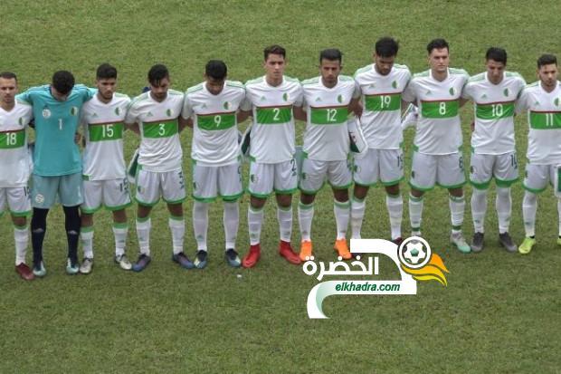 المنتخب الأولمبي أمام حتمية الفوز امام غينيا الاستوائية لضمان التأهل 17