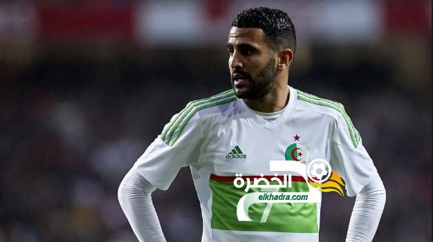 """رياض محرز يقود تشكيلة صحيفة """"ذا صن"""" لأفضل الأفارقة في تاريخ الدوري الإنجليزي 24"""