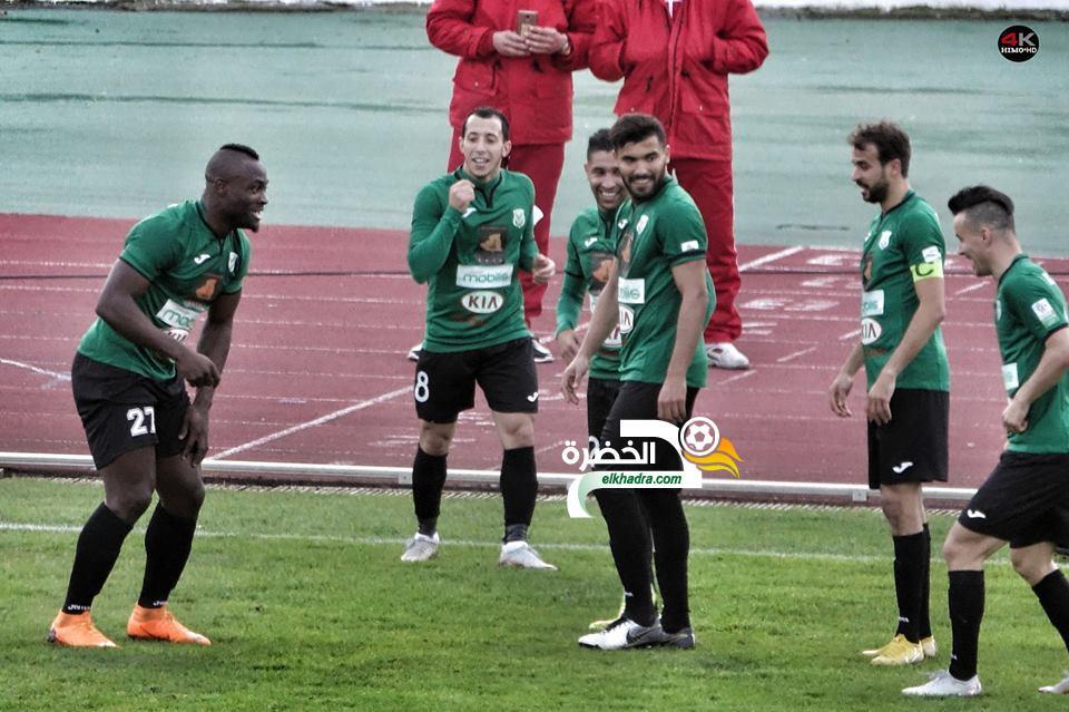 شباب بلوزداد وشباب قسنطينة في قمة إياب نصف نهائي كأس الجزائر 24