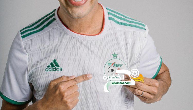 بالصور .. قميص المنتخب الجزائري الجديد الخاص بكأس أمم أفريقيا 2019 24