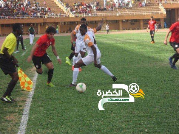 مصر تتعادل مع النيجر في ختام تصفيات كأس أفريقيا 24