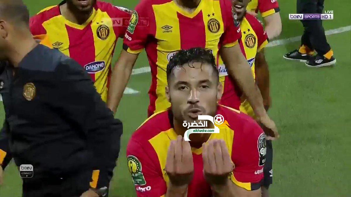 أداء يوسف بلايلي ضد الرجاء - حفيظ الدراجي - نهائي كأس السوبر الافريقي 2019 25
