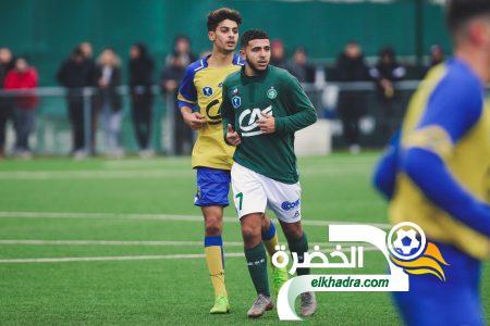 حوار حصري مع لاعب سانت إتيان الجزائري الأصل كيليان مارسال 27