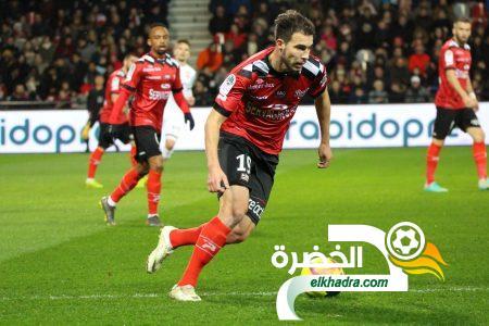 الجزائري مهدي مرغم أساسي لأول مرة في الليغ1 الفرنسية  ! 25