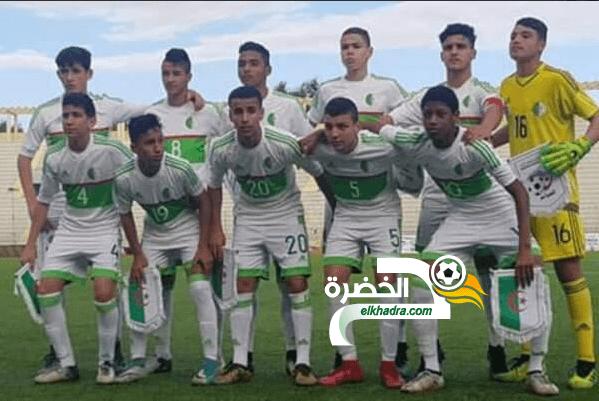 منتخب الجزائر للناشئين يسحق موريتانيا بخماسية 24