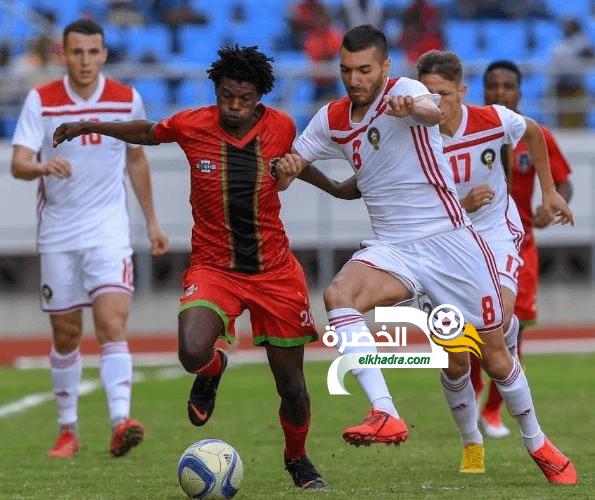 منتخب المغرب يتعادل سلبيًا مع مضيفه مالاوي 24