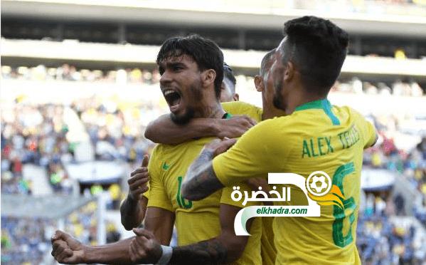 البرازيل تسقط في فخ التعادل الإيجابي أمام بنما 26