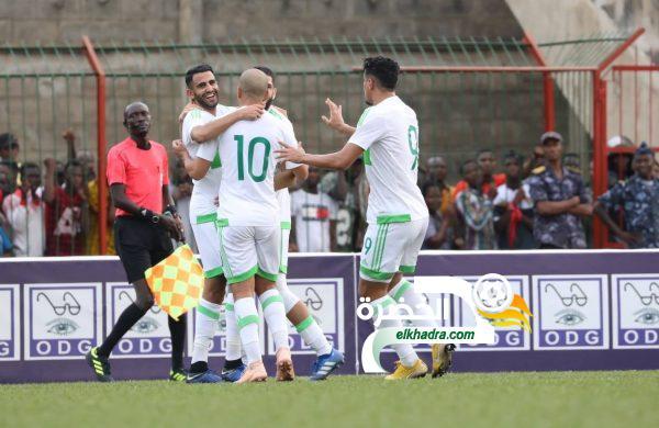 جمال بلماضي يعلن قائمة 26 لاعبا تحسبا لمباراتي غامبيا وتونس 24