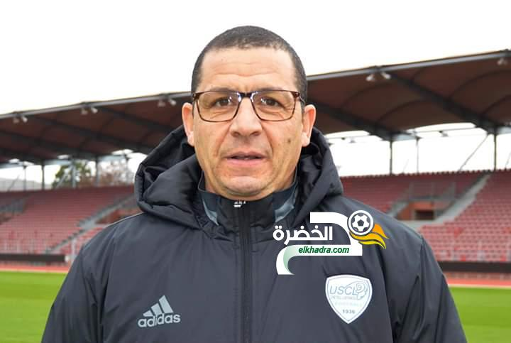 المدرب الجزائري محمد يغادر كريتاي الفرنسي ! 24