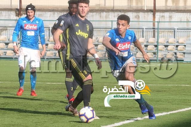 مدرب نابولي انشوليتي يستدعي جزائري شاب لأول مرة للفريق ! 24
