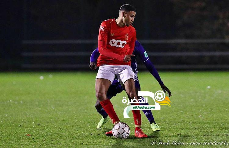 الجزائري عوامري يسجل ثامن هدف في الموسم ! 24