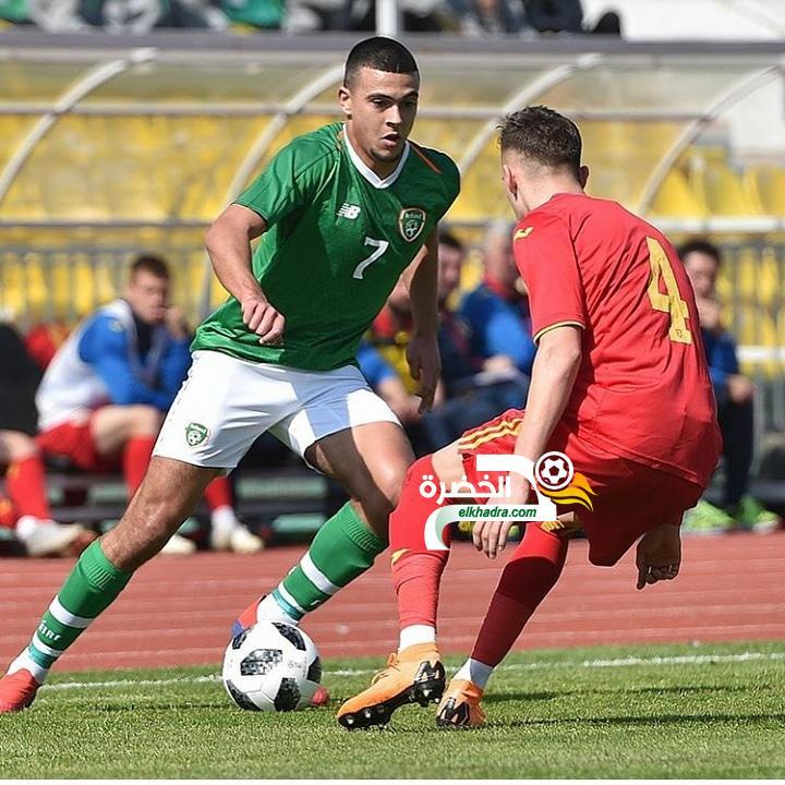 الجزائري علي رغبة حاضر اليوم مع المنتخب الإيرلندي ! 24
