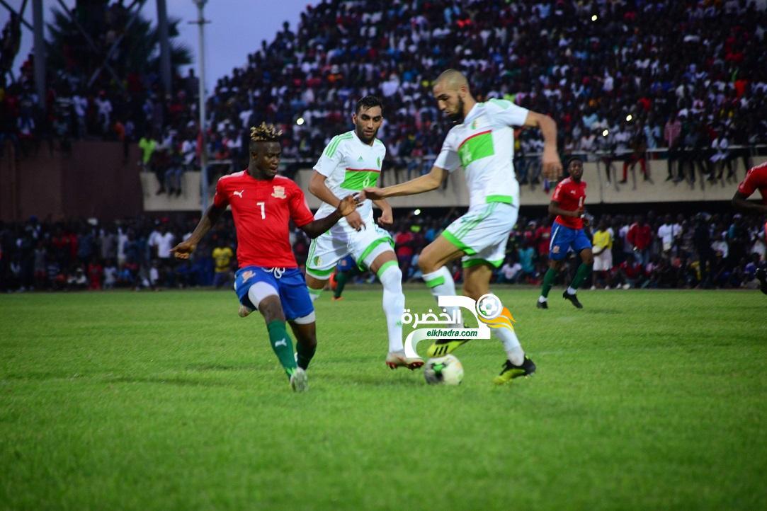 موعد وتوقيت مباراة الجزائر وغامبيا اليوم 22-03-2019 Algérie – Gambie 24