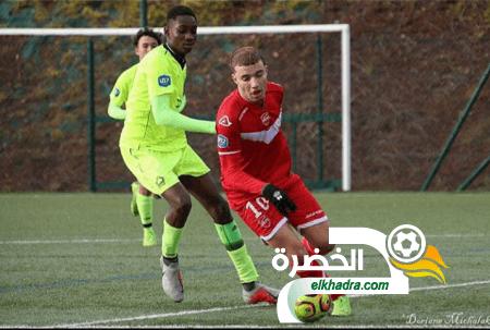 لاعب فالونسيان Alexis Pageaut من أصول جزائرية ! 25