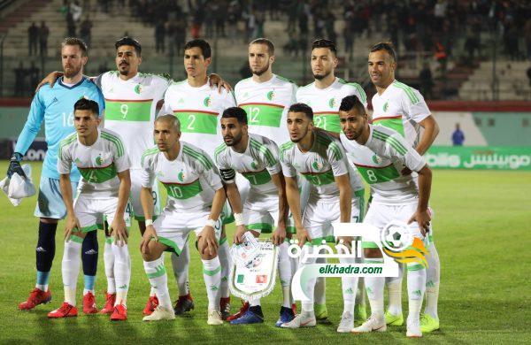 الجزائر - موريتانيا ... الأولى في المباريات التحضيرية للكان 24