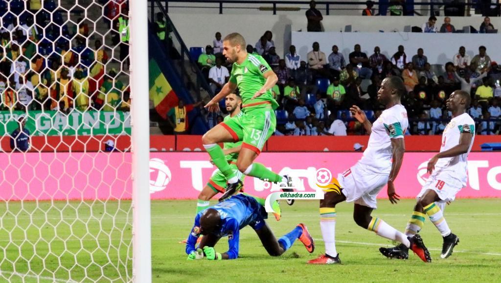 نتائج وتاريخ مواجهات المنتخب الجزائري مع منتخبات المجموعة الثالثة 24