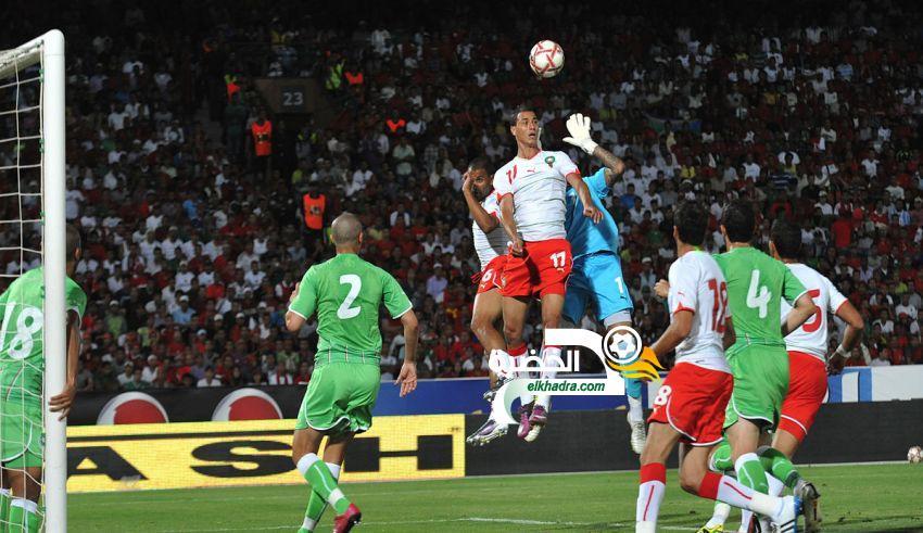 المغرب يريد مواجهة المنتخب الوطني الجزائري وديا 31