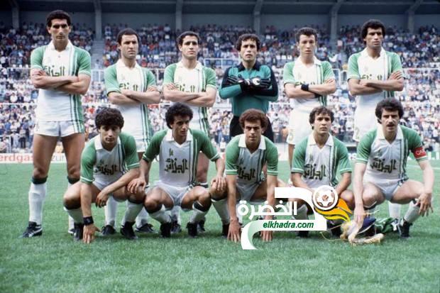 نجوم الجزائر لسنوات الثمانينيات في مباراة استعراضية بفرنسا 24