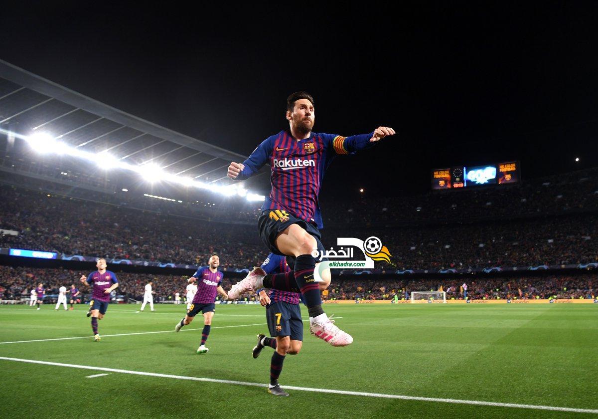 برشلونة إلى نصف النهائي بفوز مستحق بثلاثية قاسية ضد يونايتد 24