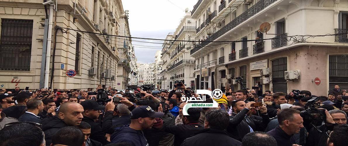 شريف ملال أمام محكمة سيدي محمد 24