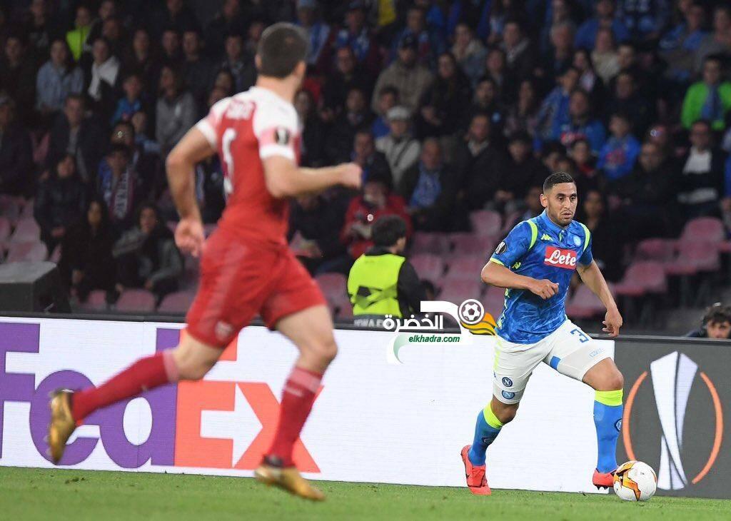 غولامأساسي ونابولي يقصى من الدوري الأوروبي 24