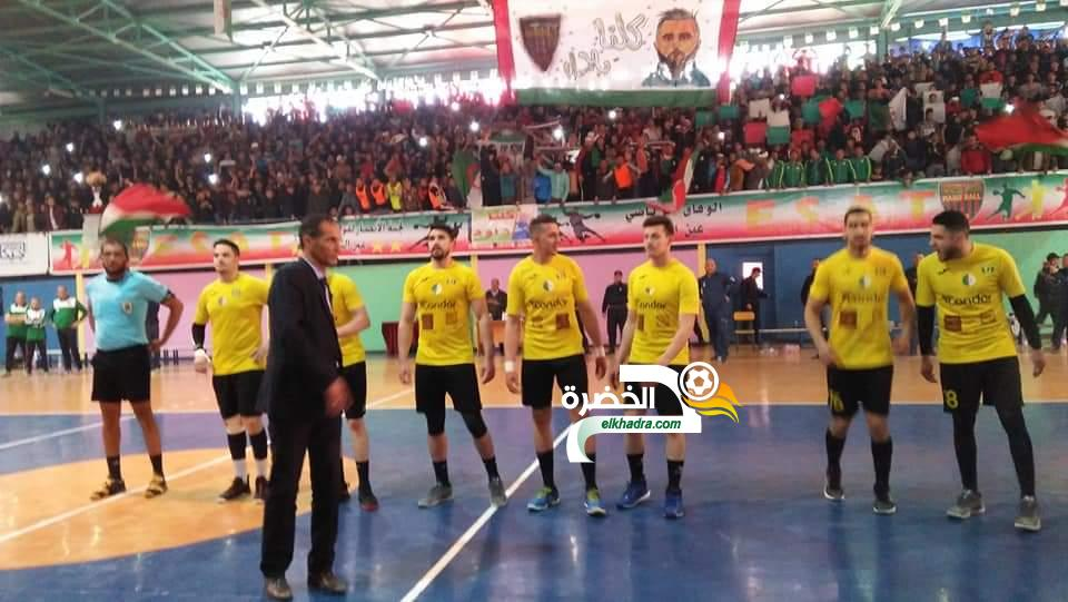 شباب برج بوعريريج بطلاً للدوري الجزائري لكرة اليد 24