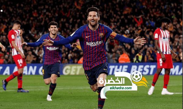 برشلونة يوسّع الفارق مع منافسه المباشر أتلتيكو مدريد الى 11 نقطة 24