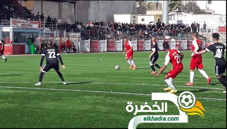 نتائج و ترتيب الجولة 27 لبطولة وطني الهواة مجموعة الشرق : الشاطو يعقد وضعيته 31